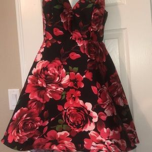 homecoming dress, only wore once, orig 150$